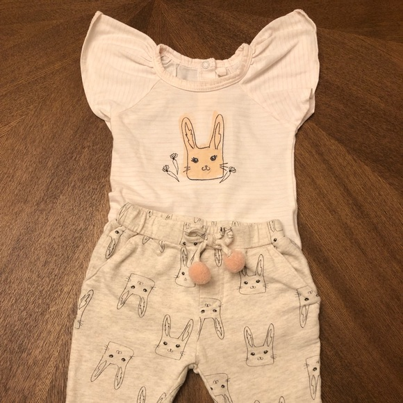 01d4f15dbdc9 Jessica Simpson Matching Sets   Baby Bunny Outfit   Poshmark